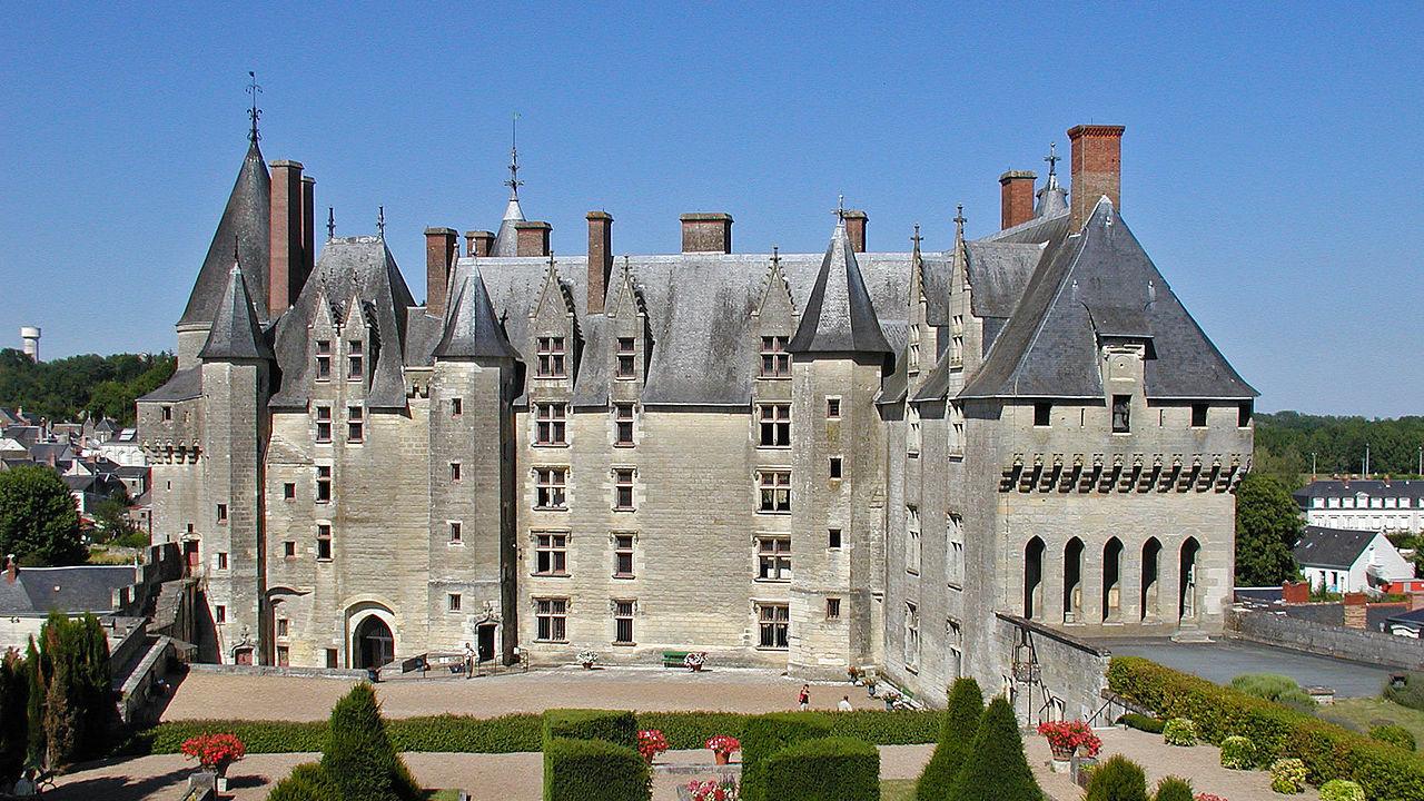 Castle of Langeais