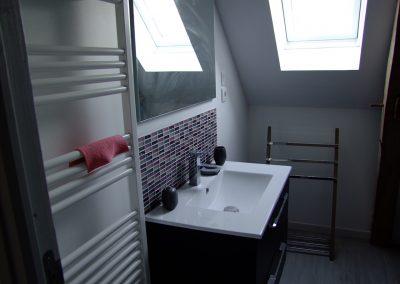 Salle d'eau du Gîte de l'Erault - 01