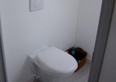 WC du Gîte de l'Erault